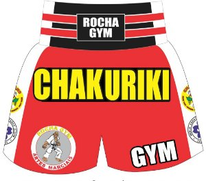 Short Rocha Gym