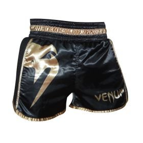 SHORT MUAY THAI GIANT SPIRIT SUB. GOLD