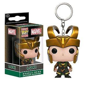 Chaveiro Pocket Pop Marvel Loki