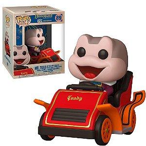 Funko Pop Rides Disneyland 65th Anniversary Mr Toad Wild Rides Attraction  #89