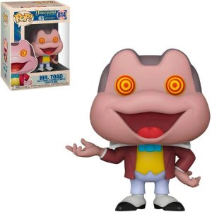 Funko Pop Disneyland 65th Anniversary Mr Toad #814