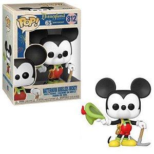 Funko Pop Disneyland Mickey in Lederhosen #812