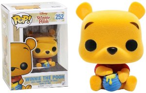 Funko Pop Disney Winnie The Pooh Flocked Exclusivo #252