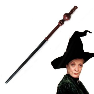 Varinha Minerva Mcgonagall - Harry Potter