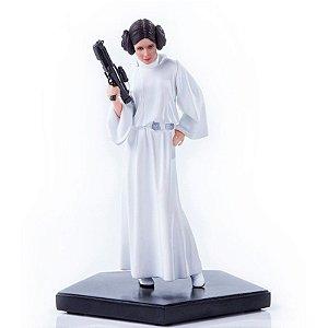 Star Wars Princesa Leia Art Scale 1/10 Iron Studios