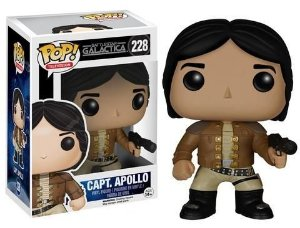 Funko Pop Battlestar Galactica Apollo #228