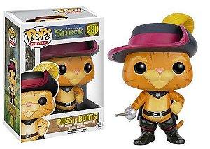 Funko Pop Shrek Gato de Botas Puss in Boots