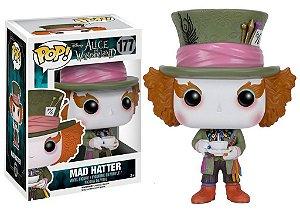 Funko Pop Disney Mad Hatter Chapeleiro Maluco #177