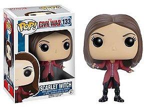 Funko Pop Marvel Capitão América Guerra Civil - Scarlet Witch