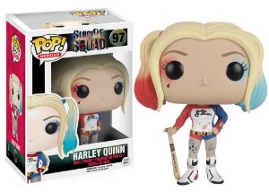 Funko Pop Suicide Squad Harley Quinn #97