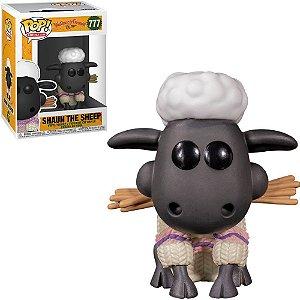 Funko Pop Wallace e Gromit - Shaun The Sheep Ovelha #777