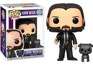 Funko Pop John Wick with Dog #580