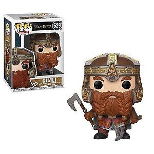 Funko Pop Senhor Dos Aneis Lord of The Rings Gimli #629