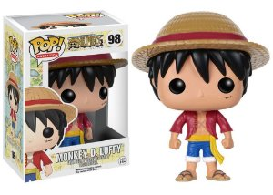 Funko Pop One Piece Luffy #98