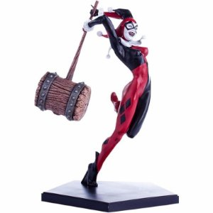 Harley Quinn 1/10 DC Comics Art Scale Iron Studios