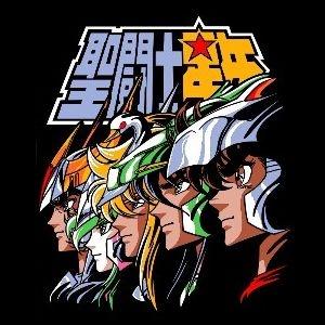 Camiseta Anime Cavaleiros dos Zodíacos