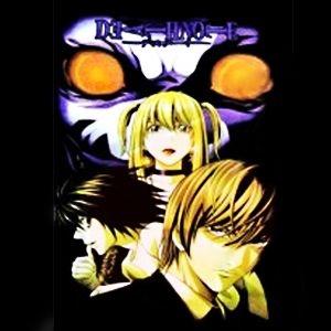 Camiseta Anime Death Note Shinigami
