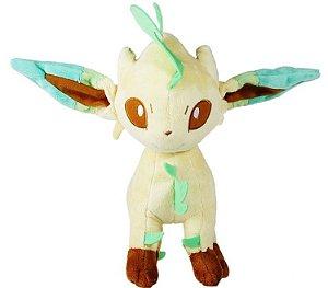 Pelúcia Pokémon Leafeon