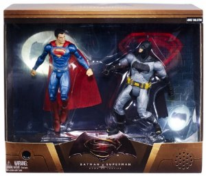 Batman vs Superman Pack Dawn of Justice DC Comics SDCC 2015 Exclusivo