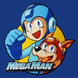 Camiseta Megaman