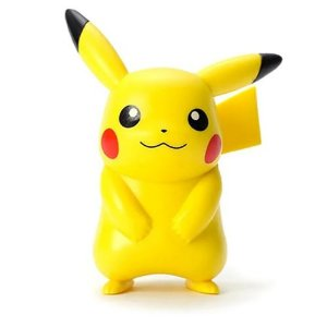 Action Figure Pokemon Pikachu Takara Tomy