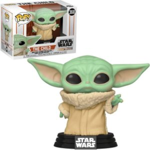 Funko Pop Star Wars Mandalorian Baby Yoda The Child #368