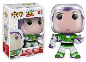 Funko Pop Disney Toy Story Buzz Lightyear #169