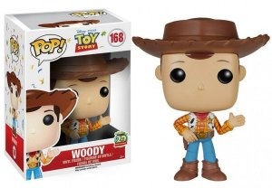 Funko Pop Disney Toy Story Woody #168