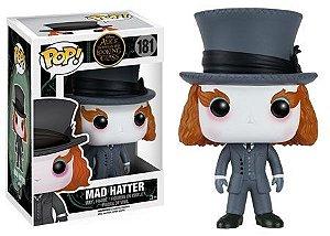 Funko Pop Disney Alice no Pais das Maravilhas Chapeleiro Mad Hatter