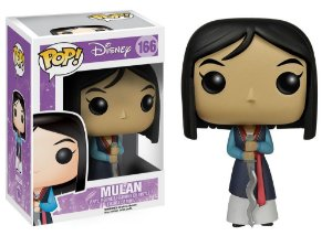 Funko Pop Disney Mulan #166