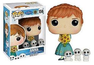 Funko Pop Disney Frozen Anna Fever