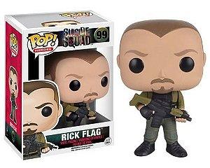 Funko Pop DC Suicide Squad Rick Flag