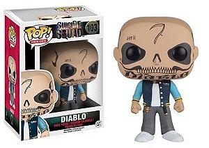 Funko Pop DC Suicide Squad El Diablo #103