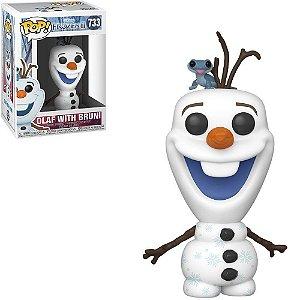 Funko Pop Disney Frozen 2 Olaf #733