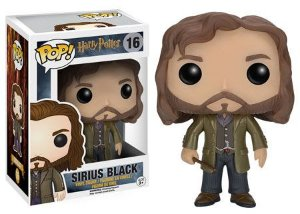 Funko Pop Harry Potter Sirius Black #16
