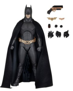Batman Begins Dark Knight Christian Bale 1/4 45cm Neca