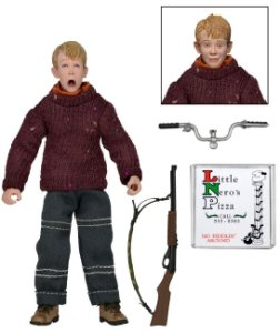 Kevin McCallister Clothed Figure Home Alone - NECA