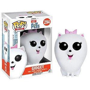 Funko Pop Vida Secreta dos Bichos Pets Gidget Gigi