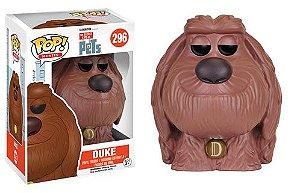 Funko Pop Vida Secreta dos Bichos Pets Duke