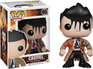 Funko Pop Supernatural Castiel Leviathan Hot Topic Exclusive #95