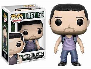 Funko Pop Lost Jack Shephard #414