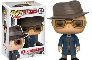 Funko Pop The Blacklist Red Reddington #392