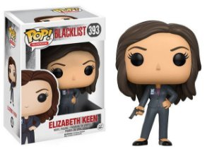 Funko Pop The Blacklist Elisabeth Keen #393