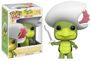 Funko Pop Hanna Barbera Touche Turtle #170