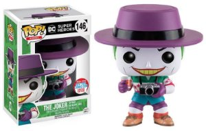 Funko Pop DC The Joker Killing Joke Piada Mortal Exclusivo NYCC 16 #146