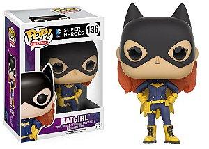 Funko Pop DC Heroes Batgirl #136