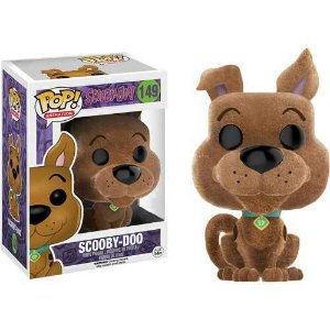Funko Pop Scooby Doo Flocked Exclusivo #149
