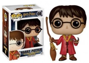Funko Pop Harry Potter Quidditch #08