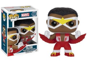 Funko Pop Marvel Falcon Classic #151