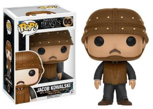 Funko Pop Fantastic Beasts Jacob Kowalski #05